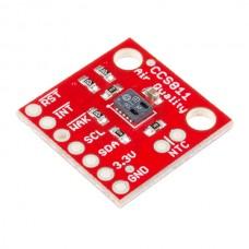 SparkFun senzor kvaliteta vazduha  - CCS811 (SparkFun Air Quality Breakout - CCS811), SEN-14193