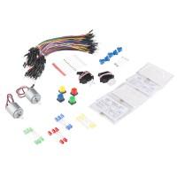 Paket delova za dopunu SparkFun pronalazačkog kompleta v3.3 (SparkFun Inventor's Kit Parts Refill Pack v3.3), LAB-13110