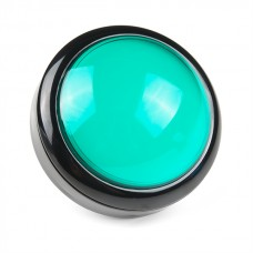Big Dome Pushbutton - Green, COM-11275
