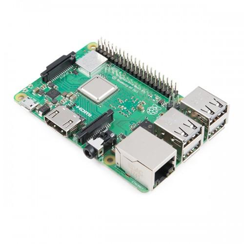 Raspberry Pi 3 Model B+ - RPi 3 B+