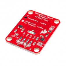 SparkFun Capacitive Touch Breakout - AT42QT1010, SEN-12041
