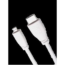 Raspberry Pi 4 micro HDMI kabl (RPi4 Micro HDMI to Standard HDMI (A/M) cable 1m)