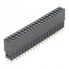 Raspberry Pi GPIO Tall Header - 2x20, PRT-14017