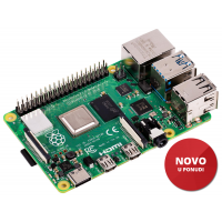 Raspberry Pi 4 Model B 4GB - RPi 4 B 4GB mini računar (Raspberry Pi 4 Model B 4GB - RPi 4 B 4GB)