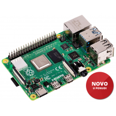 Raspberry Pi 4 Model B 2GB - RPi 4 B 2GB