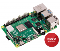 Raspberry Pi 4 Model B 4GB - RPi 4 B 4GB