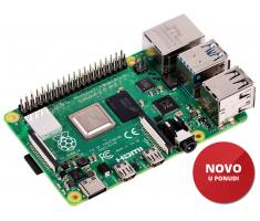 Raspberry Pi 4 Model B 4GB - RPi 4 B 4GB