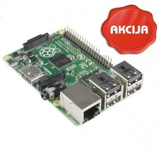 Raspberry Pi Model B+ (RPi) mini računar, DEV-12994