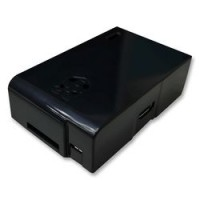 Raspberry Pi crno kućište (MC-RP001-BLK ENCLOSURE, RASPBERRY PI, BLACK)