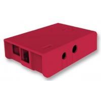 Raspberry Pi crveno kućište (MC-RP001-RSBY ENCLOSURE, RASPBERRY PI, RASPBERRY)