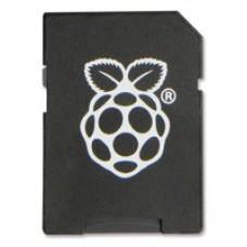 Raspberry Pi 8GB MicroSD kartica sa adapterom i NOOBS OS, 2428393