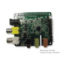 Cirrus logička audio kartica za Raspberry Pi (CIRRUS LOGIC AUDIO CARD FOR RASPBERRY PI), 2448312