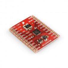 SparkFun I2C/SPI na UART ploču - SC16IS750, BOB-09981 (SparkFun I2C/SPI-to-UART Breakout - SC16IS750)