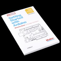Prvi koraci sa Arduinom, drugo izdanje (Getting Started with Arduino - 2nd Edition), BOK-11471