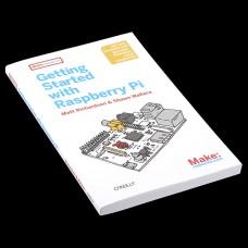 "Knjiga: ""Prvi koraci sa Raspberry Pi (Getting Started with Raspberry Pi)"", BOK-11764"