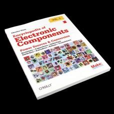 """Knjiga: """"Enciklopedija elektronskih komponenti: prvi deo (Encyclopedia of Electronic Components: Volume 1)"""", BOK-11774"""
