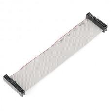 "Raspberry Pi - GPIO trakasti kabl 6"" (Raspberry Pi - GPIO Ribbon Cable 6""), CAB-11489"