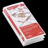 Komplet otpornika (500 komada) (Resistor Kit - 1/4W (500 total)),COM-10969