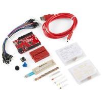Početni komplet za RedBoard ploču programiranu sa Arduinom (Starter Kit for RedBoard - Programmed with Arduino), DEV-11930