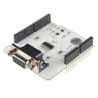 Arduino RS232 dodatak - (RS232 Shield), DEV-11958