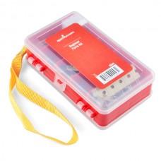 Komplet elektronskih komponenti  (Beginner Parts Kit), KIT-10003