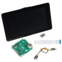 "Raspberry Pi LCD - 7"" displej osetljiv na dodir (Raspberry Pi LCD - 7"" Touchscreen), LCD-13733"
