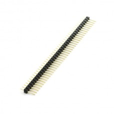 Deljive vertikalne pin letvice (Break Away Headers - Straight), PRT-00116