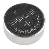 Dugmasta baterija  - LR44 (Button Cell Battery - LR44), PRT-11305