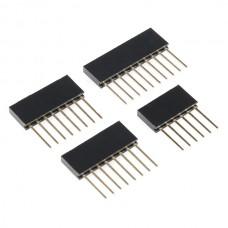 Arduino komplet konektora koji se nadovezuju (Arduino Stackable Header Kit - R3), PRT-11417