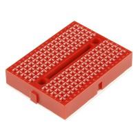 Proto ploča - mini crvena (Breadboard - Mini Modular (Red)), PRT-11659