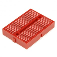 Proto ploča - mini crvena (Breadboard - Mini Modular (Red)), PRT-11659