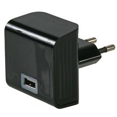 Ispravljač (PRO POWER - MWUSB3U BLACK - PSU, USB, 5V, 2.1A, BLK, EURO PLUG)