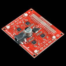 SparkFun Quadstepper Motor Driver Board, ROB-10507