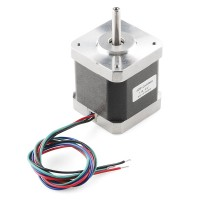 Koračni motor - 68 oz.in (400 steps/rev) (Stepper Motor - 68 oz.in (400 steps/rev)), ROB-10846