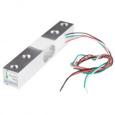 Senzor težine - 10 kg TAL220 (Load Cell - 10kg, Straight Bar, TAL220), SEN-13329