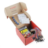Paket delova za dopunu SparkFun pronalazačkog kompleta (Inventor's Kit Parts Refill Pack), LAB-11479