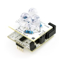 BlinkM MaxM - I2C Controlled RGB LED, COM-09000