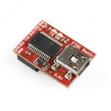 FTDI Basic Breakout - 3.3V, DEV-09873