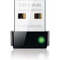 Bežični adapter USB TP-link 150Mbps (150Mbps Wireless N Nano USB Adapter), TL-WN725N