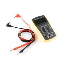 Digitalni multimetar (Digital Multimeter), TOL-09141