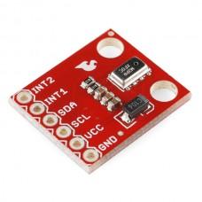 Senzor visine i pritiska MPL3115A2 (Altitude/Pressure Sensor - MPL3115A2 Breakout), SEN-11084