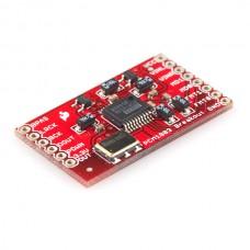 PCM1803A konvertor analognog u digitalni signal (PCM1803A Analog to Digital Stereo Converter Breakout), BOB-09365
