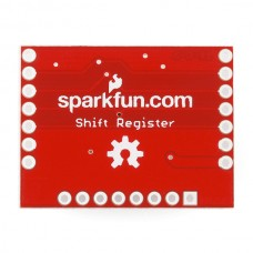 SparkFun Shift registar ploča - 74HC595 (SparkFun Shift Register Breakout - 74HC595), BOB-10680