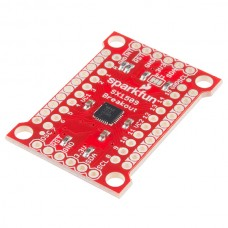 SparkFun ploča za proširenje sa 16 ulaznih/izlaznih pinova - SX1509 (SparkFun 16 Output I/O Expander Breakout - SX1509), BOB-13601