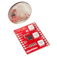 SparkFun LED Driver ploča - LP55231 (SparkFun LED Driver Breakout - LP55231), BOB-13884
