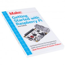 Prvi koraci sa Raspberry Pi - 2. izdanje (Getting Started with Raspberry Pi - 2nd Edition), BOK-13324