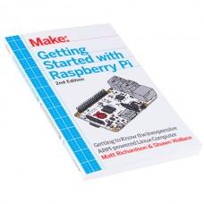 Prvi koraci sa Raspberry Pi - 2. izdanje (Getting Started with Raspberry Pi - 2nd Edition), BOK-13324