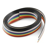 Trakasti kabl 10 žica -  (Ribbon Cable - 10 wire (3ft)),CAB-10649