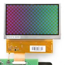 """Kolor 24-bitni LCD displej 4.3"""", PSP 480x272 (Color 24-Bit LCD 4.3"""" PSP 480x272), LCD-08335"""