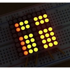 LED Matrica - dve boje - mala (LED Matrix - Dual Color - Small), COM-00681